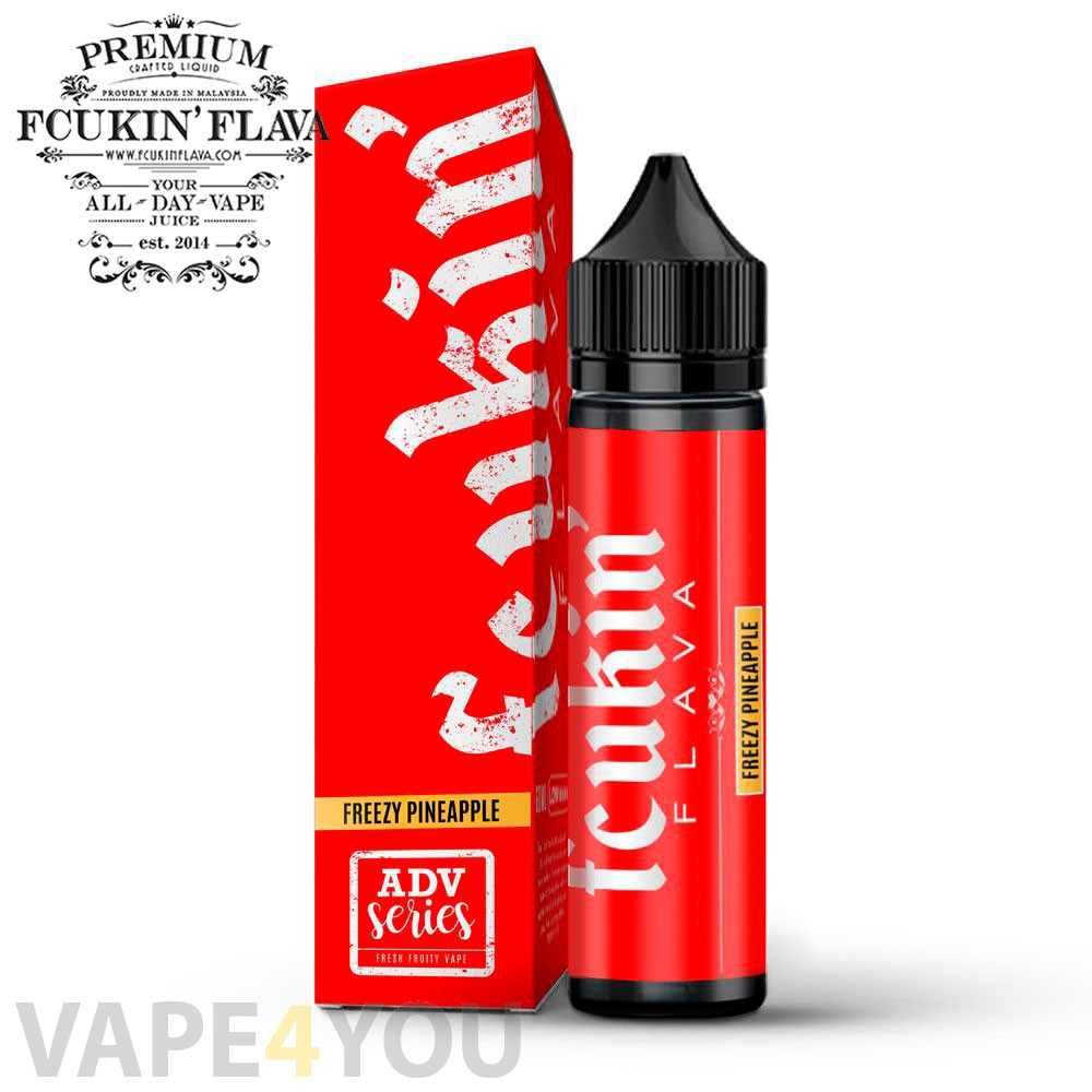 Freezy Pineapple - Red Edition - 50ml