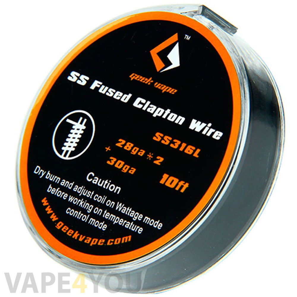 GeekVape Fused Clapton Wire