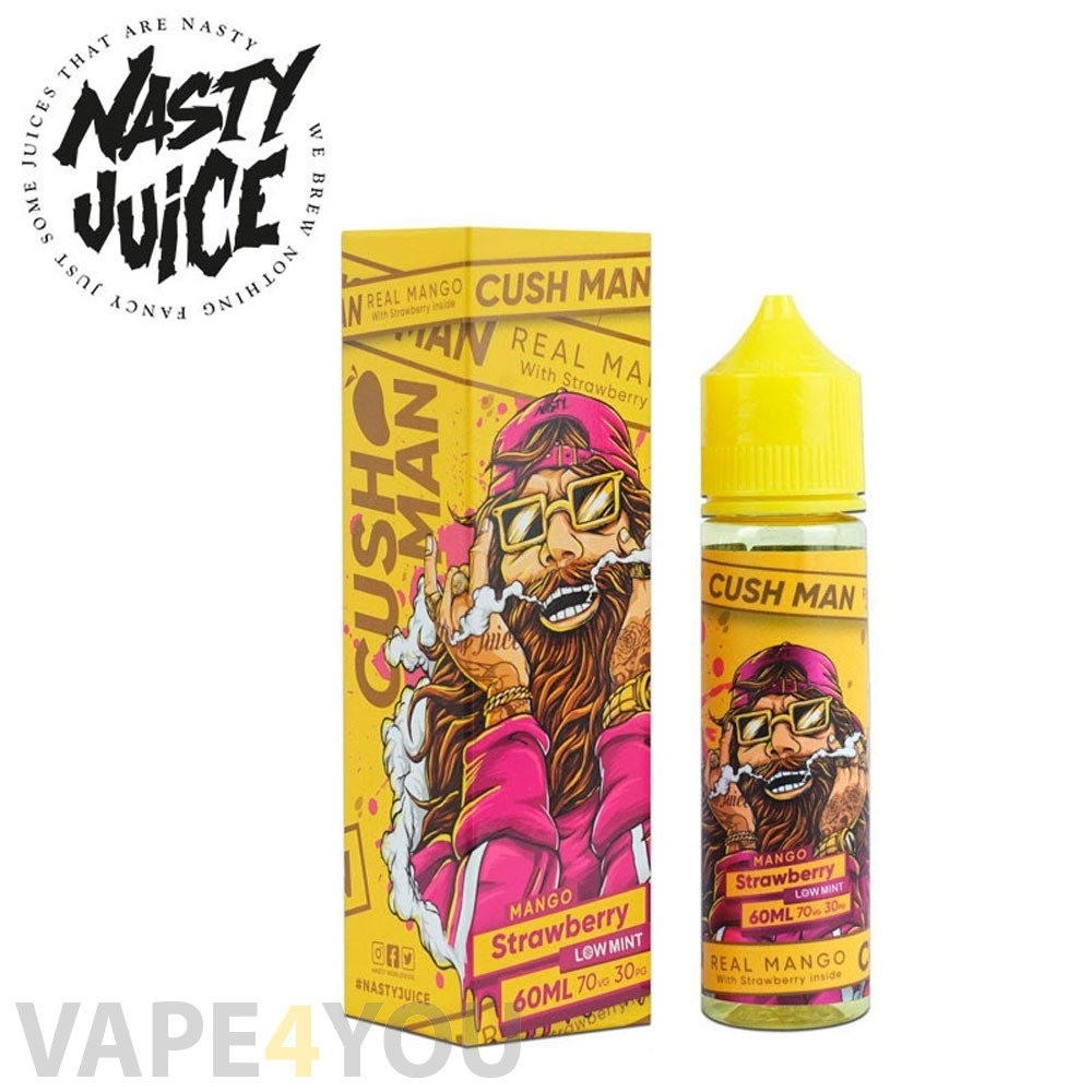 Nasty Juice Mango Strawberry - 50ml