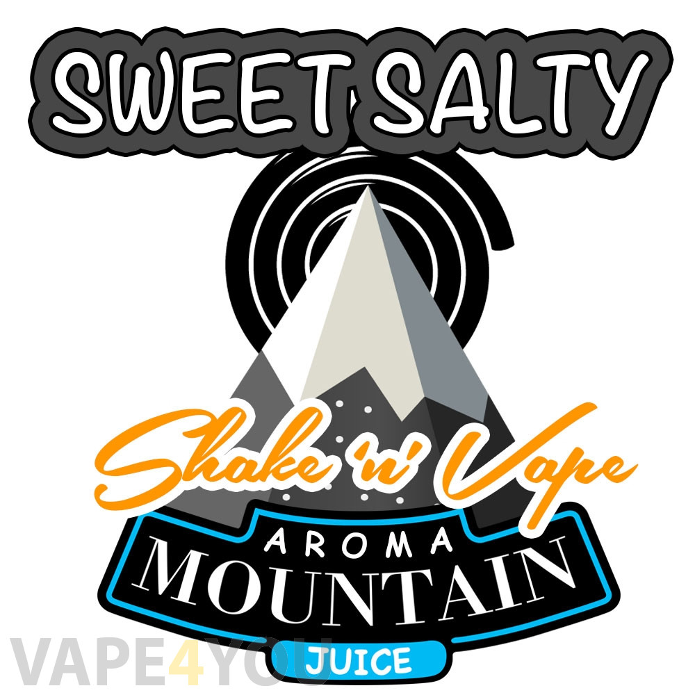 Sweet Salty Shake n Vape Kit