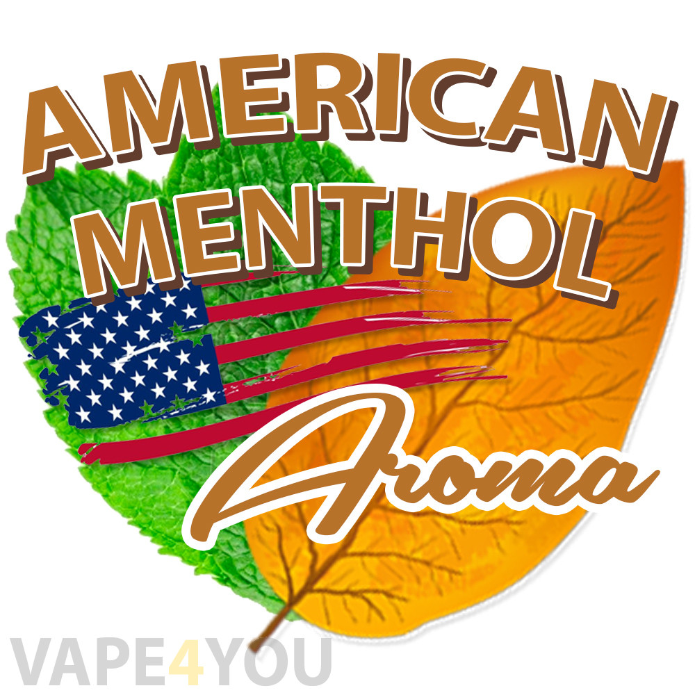 American Menthol Tobak Aroma