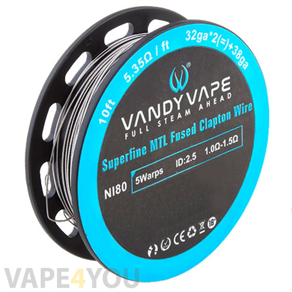 Vandy Vape Superfine MTL Wire