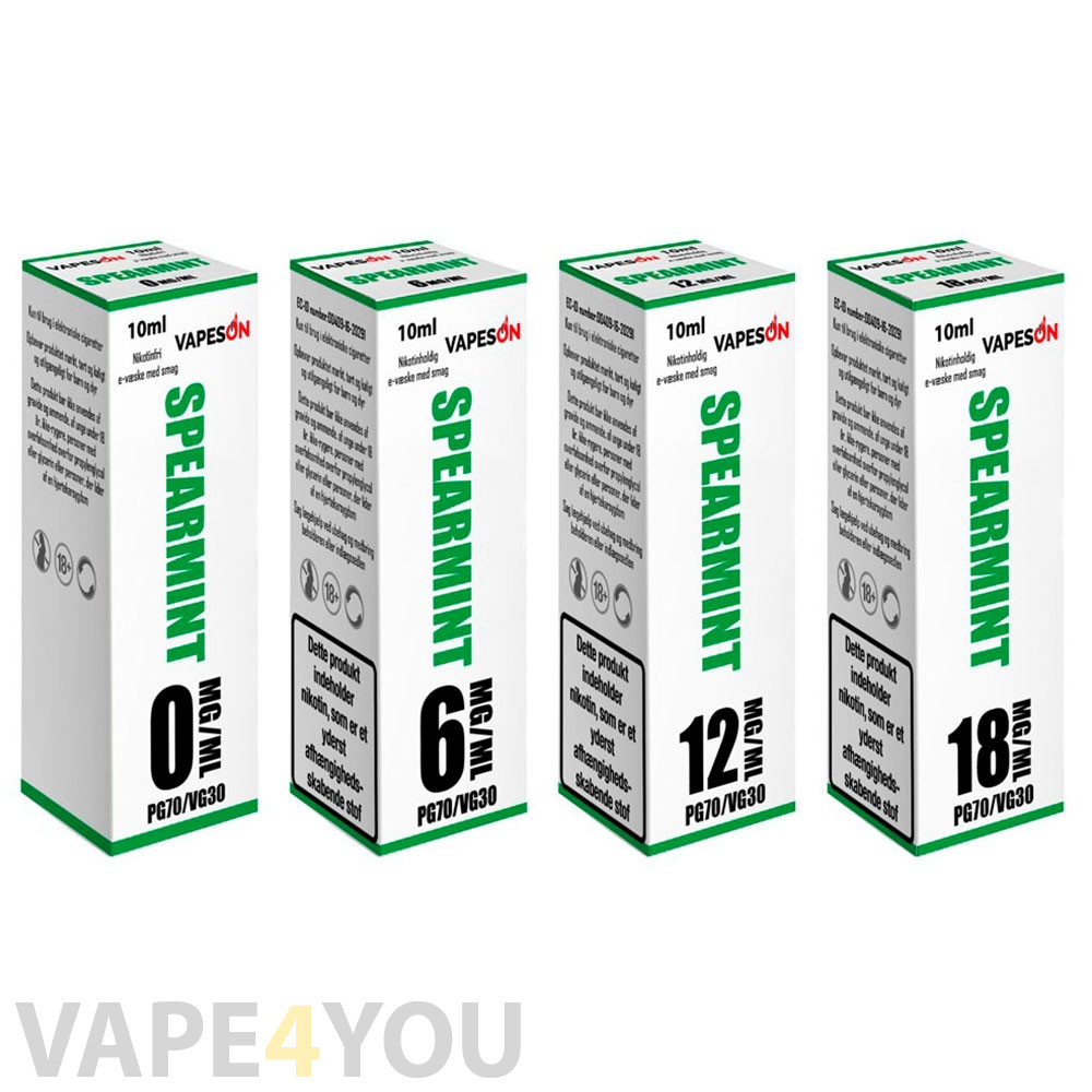 Spearmint E-juice