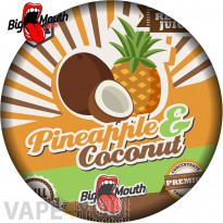 Big Mouth Pineapple and Coconut Aroma