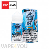 DripMore Candy King Swedish On Ice - 100ml