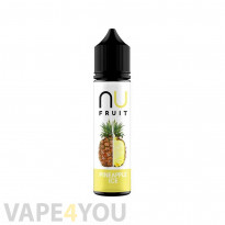 NU FRUIT Pineapple Ice - 50ml