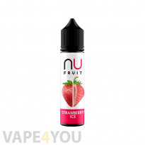 NU FRUIT Strawberry Ice - 50ml