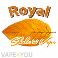 Royal Shake n Vape Kit