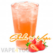 Jordbær Lemonade Shake n Vape Kit