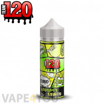 TEAM 120 Fantasy Lemon - 100ml