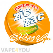 Zic Zac Orange Shake n Vape Kit